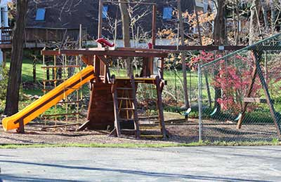 Candlewood Vista play area